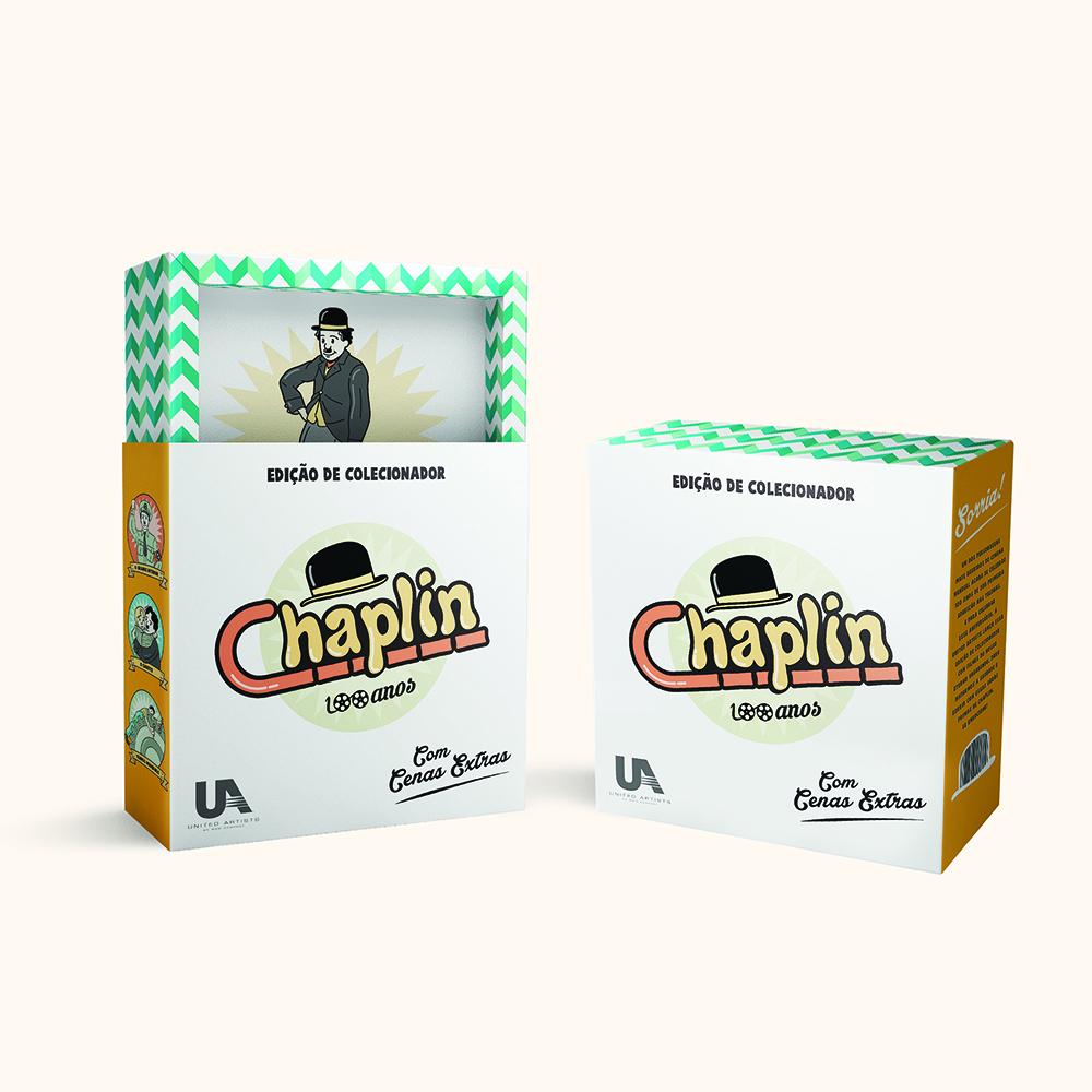 Embalagem Chaplin Alta