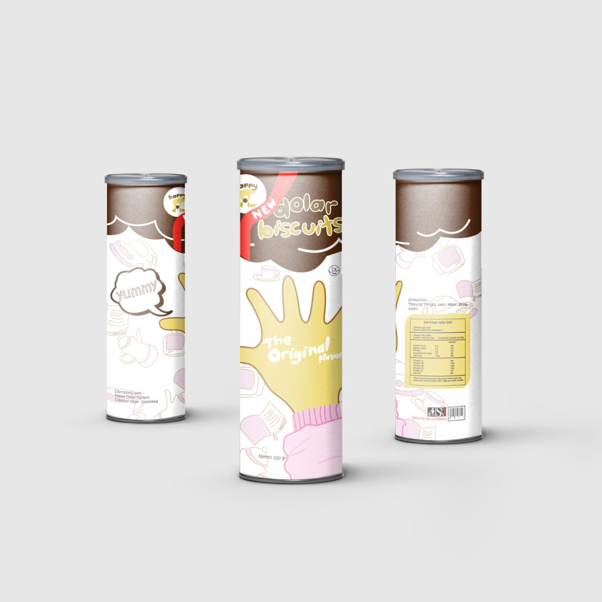 favourite_Happy Dolar Packaging Mockup